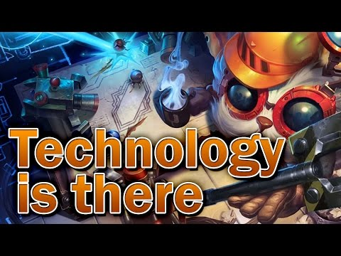 Technology is There!