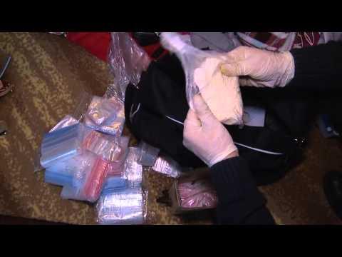 'Спецоперация по задержанию наркобанды (Новости ТК ОТН, Бийск)