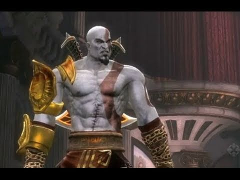 Mortal Kombat: Kratos Gameplay Trailer