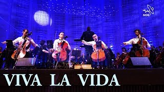 Viva La Vida Prague Cello Quartet W Orchestra Official Audio
