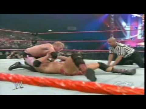 Christian w/Triple H vs Dave Batista PART.2