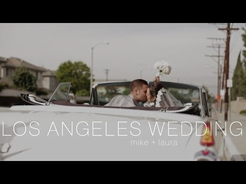 Epic NON-TRADITIONAL Wedding Video for Los Angeles California Wedding