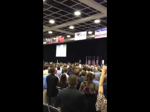 Ron Paul Speech at MN Republican Convention - Part 1