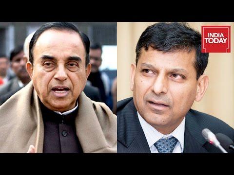 Subramanian Swamy Demands To Expulsion Of RBI Governor, Raghuram Rajan