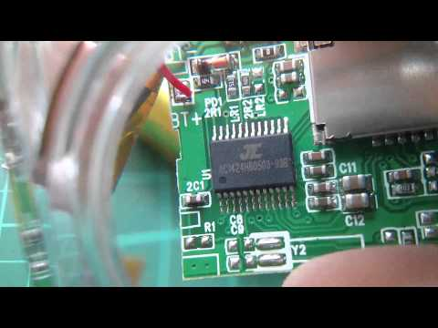 Postbag: #24 - 555 Timers, MP3 Player, 150mAh Lipo, Proto PCBs