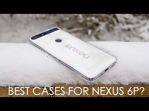 Best Cases for the Nexus 6P?!? (Spigen Full Line Up Review)