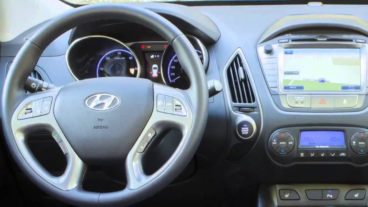 2014 huyndai tucson nuevo hyundai ix35 hd youtube. Black Bedroom Furniture Sets. Home Design Ideas