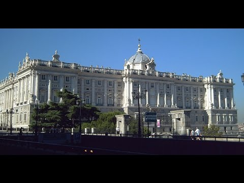 Madrid - city of the Kings (Travel Video Guide)