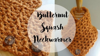 How to Crochet the Butternut Squash Neckwarmer, Episode 14
