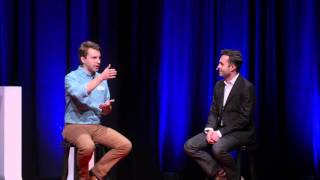 Comedy and Social Problems | Zach Atherton, Daniel Blake & Alicia Gettys | TEDxBYU