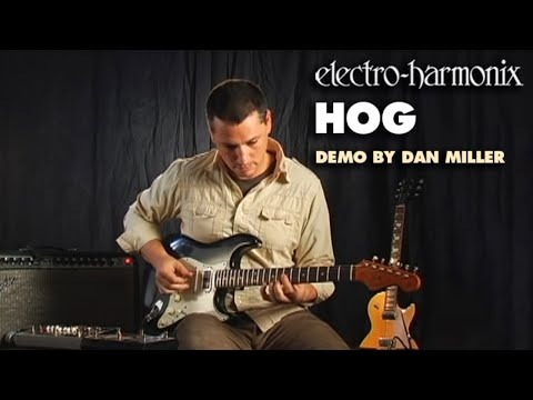 HOG - Demo by Dan Miller - Harmonic Octave Generator/ Synthesizer