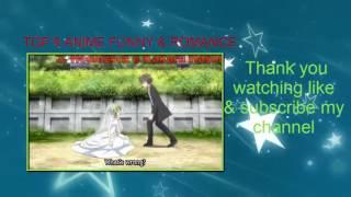 Top Anime Romance Top 5 Anime Kiss Scenes part 19