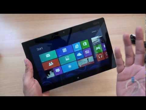 Lenovo ThinkPad Tablet 2 Unboxing - Windows 8 Tablet