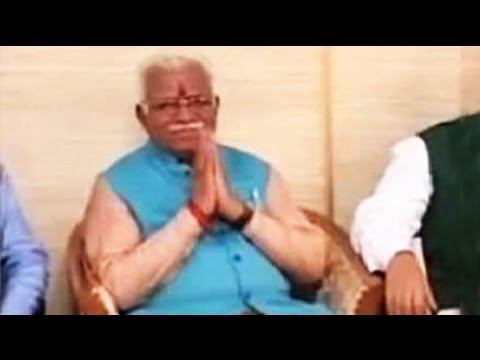 PM Modi to attend Manohar Lal Khattar's swearing-in ceremony