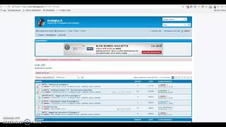 SIMPLE SOLUTION: webscraping and fishing of phpBB forum