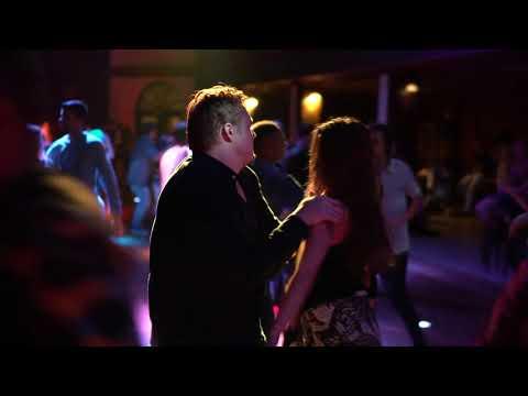 Krisztina & Petter in Social dances at PZC2019 ~ Zouk Soul