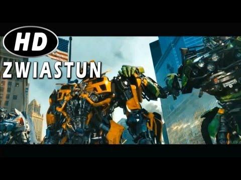 Transformers Age of Extinction 2014) Trailer Zwiastun Transformers 4