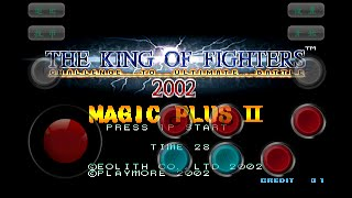 Kof 2002 Magic plus 2 SIN EMULADOR para Android