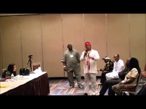 Nnamdi Kanu Solicited Guns To Fight Nigeria At World Igbo Congress