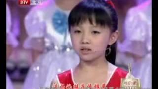 杨沛宜领唱《世上只有妈妈好》