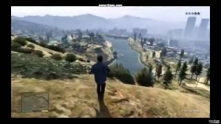 GTA5 leaked footage 8
