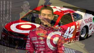 Kyle Larson Loves Engines