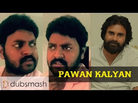 Telugu Dubsmash/Power star pawan kalyan inspirational speech at Jana sena party launch/ Latest 2015. Photo,Image,Pics