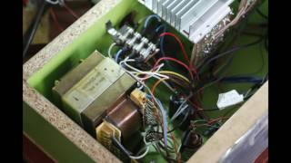 How To Make Homemade Amplifier  4x TDA7294 2X 250W