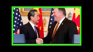 Breaking News | US disinvites China from multinational military exercise