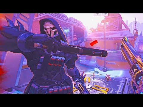 Top 50 Greatest PRO Plays From Overwatch - [INSANE OUTPLAYS]