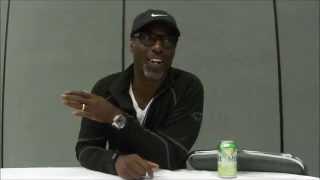 Grey's Anatomy Interview: Isaiah Washington on Burke's Return