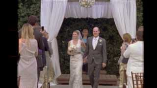 Coles Garden 8mm wedding film {Oklahoma City wedding video}