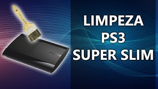 LIMPEZA PS3 SUPER SLIM - Playstation 3 - Gameplay do Boy