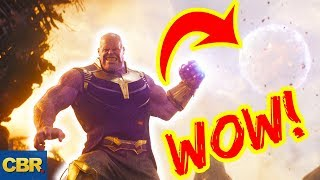 10 Things Marvel's Infinity War Movie Already Got Right