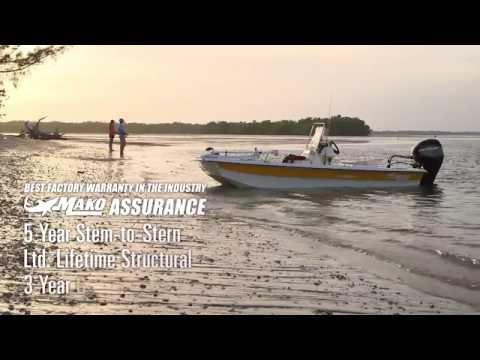 MAKO® Boats: 2015 Pro 16 CC and Pro 17 CC Skiffs