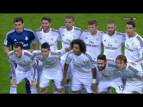 La Liga 05 10 2014 Real Madrid vs Athletic Bilbao - HD - Full Match - 1ST - Spanish Commentary