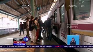 Viral Unggahan Video Pelecehan Seksual Di Commuter Line NET 16