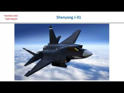 Shenyang J-31 VS Lockheed Martin F-35 Lightning II, Multirole Fighter specifications  comparison