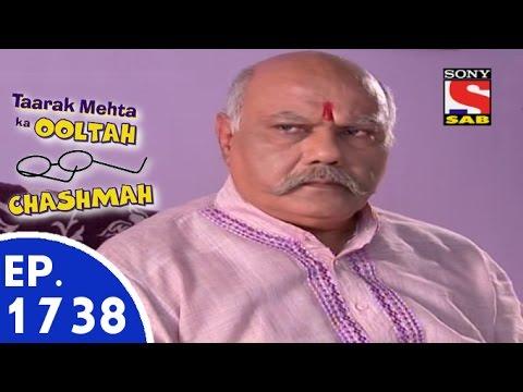 Taarak Mehta Ka Ooltah Chashmah - तारक मेहता - Episode 1738 - 13th August, 2015 thumbnail