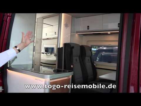 Westfalia Columbus 641 E - Teil 1 (hohe Küche) von TOGO REISEMOBILE