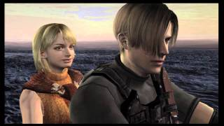Resident Evil 4 HD: Last Boss Battle ~ Ending (PS3 - Xbox 360)