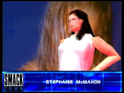 Stephanie McMahon - Entrance - WWF Smackdown 2! Know Your Role [PSX] thumbnail
