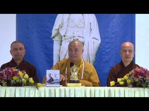 10 Công Đức In Ấn Tống Kinh, Tượng Phật (Giảng tại Úc Châu, 2012)