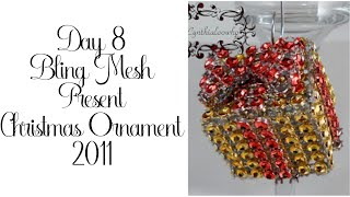 Day 8 of 10 Days of Christmas Ornaments with Cynthialoowho♥