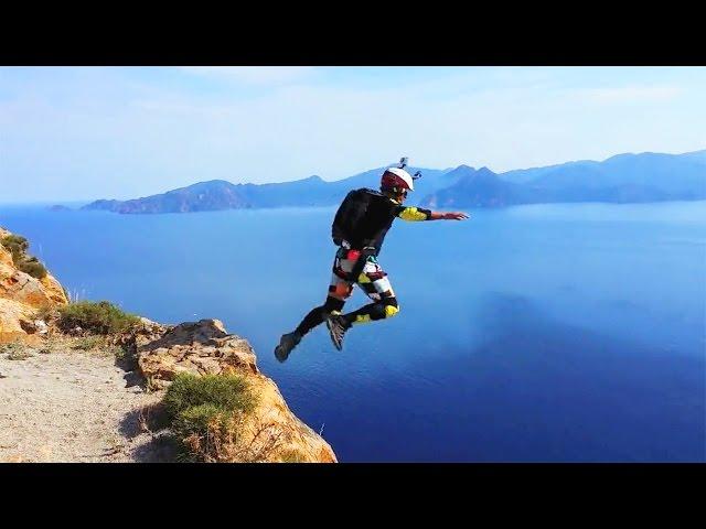 Basejump | Thibaut Zevaco | Corsica Capo Rosso 2014
