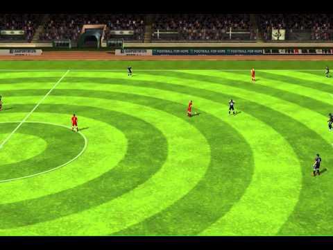 FIFA 14 iPhone/iPad - Hamburg Borussia vs. Siena