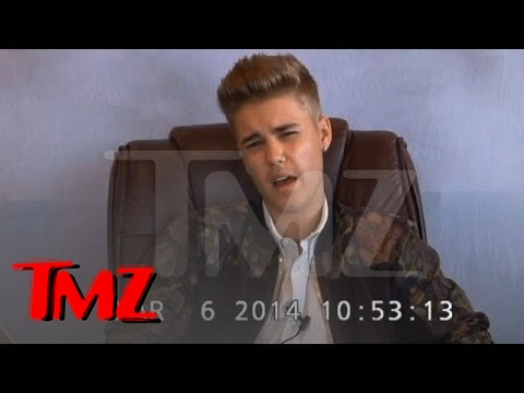 Justin Bieber Deposition -- A Mash-Up Study in Exaggeration