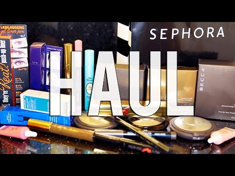 WHAT'S NEW AT SEPHORA | Haul