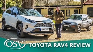 Toyota RAV4 2019 Is the improved hybrid SUV one to buy?