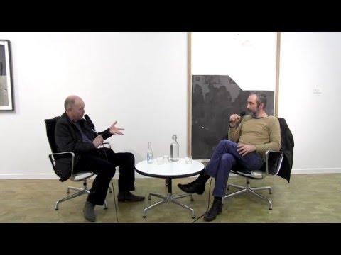 Listamannaspjall með Gauthier Hubert / Artist talk with Gauthier Hubert